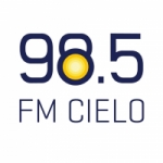 Logo da emissora Radio Cielo 98.5 FM