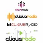 Logo da emissora Clique Rádio