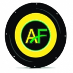 Logo da emissora Rádio AF