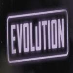 Logo da emissora Evolution Rádio Web