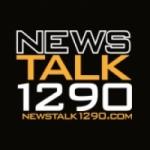 Logo da emissora News Talk 1290 AM