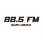 Logo da emissora Radio Escola 88.5 FM
