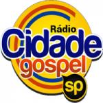Logo da emissora Rádio Cidade Gospel SP