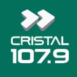 Logo da emissora Radio Cristal 107.9 FM