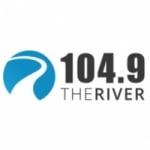 Logo da emissora WCVO 104.9 FM