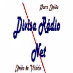 Logo da emissora Divisa Rádio Net