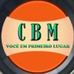 Logo da emissora CBM