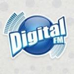 Logo da emissora Rede Digital FM