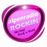 Logo da emissora Alpen Rock 'n' Roll