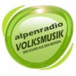 Logo da emissora Alpen Volks Music