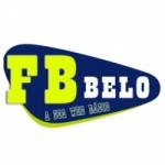 Logo da emissora Rádio FB Belo