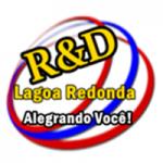 Logo da emissora Rádio Lagoa Redonda