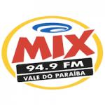 Logo da emissora Rádio Mix Vale do Paraíba 94.9 FM