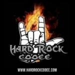 Logo da emissora Hard Rock Cooee