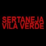 Logo da emissora Sertaneja Vila Verde