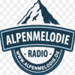 Logo da emissora Alpenmelodie