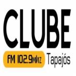 Logo da emissora Rádio Clube Tapajós 102.9 FM