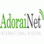 Logo da emissora Adorai Net