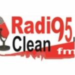 Logo da emissora Radio Clean 95.1 FM