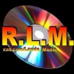 Logo da emissora Radio Lando Music
