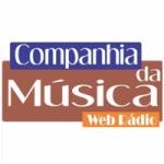 Logo da emissora Companhia da Música Web Rádio