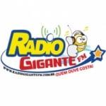 Logo da emissora Rádio Gigante FM