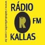 Logo da emissora Rádio Kallas FM
