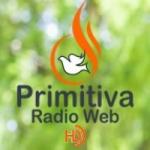 Logo da emissora Primitiva Rádio Web