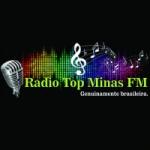 Logo da emissora Rádio Top Minas FM
