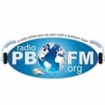 Logo da emissora Rádio PBFM