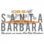 Logo da emissora Radio Bárbara 106.5 FM