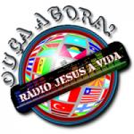 Logo da emissora Rádio Jesus a Vida