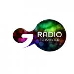 Logo da emissora Geração Flashback