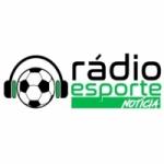 Logo da emissora Rádio Esporte Notícia
