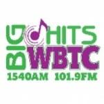 Logo da emissora WBTC 1540 AM