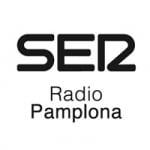 Logo da emissora Radio Pamplona 100.4 FM