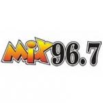 Logo da emissora WBVI 96.7 FM