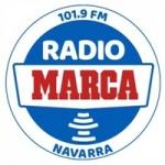 Logo da emissora Radio Marca Navarra 101.9 FM