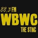 Logo da emissora WBWC 88.3 FM