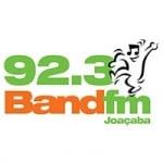 Logo da emissora Rádio Band 92.3 FM