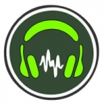 Logo da emissora Rádio Acadêmica 106.3 FM