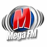 Logo da emissora Rádio Mega 105.1 FM