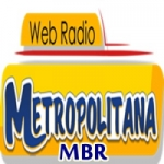 Logo da emissora Web Rádio Metropolitana MBR