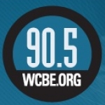 Logo da emissora WCBE 90.5 FM