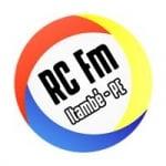 Logo da emissora Rádio RC  98.5 FM