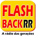 Logo da emissora Flash Back RR