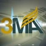 Logo da emissora Web Rádio 3MA