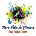 Logo da emissora Rádio Nova Vida do Moneró
