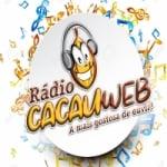 Logo da emissora Rádio Cacau Web