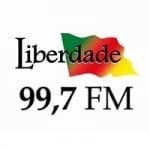 Logo da emissora Rádio Liberdade 99.7 FM